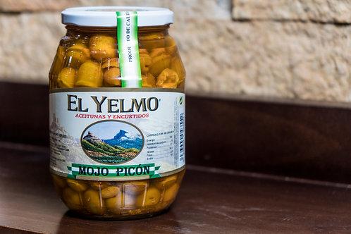 Aceitunas El Yelmo 1300gr