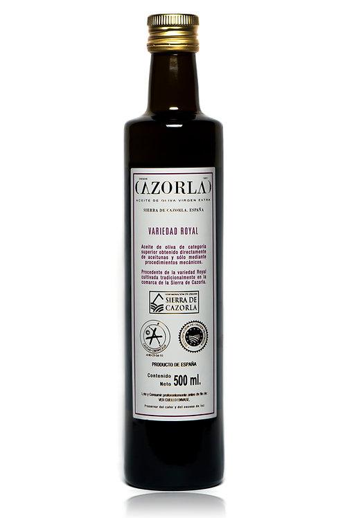 Aceite Oliva Virgen Extra ROYAL 500ml Cazorla
