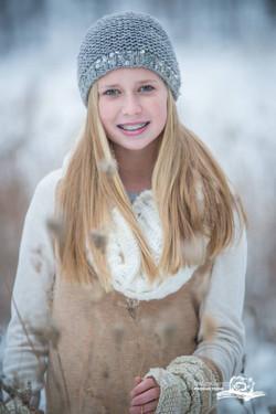 Regan, outdoor portrait