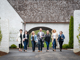 Walk This Way...with the Morrison Home Team