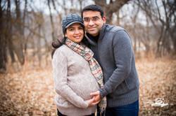 vinita, maternity couple, outdoor