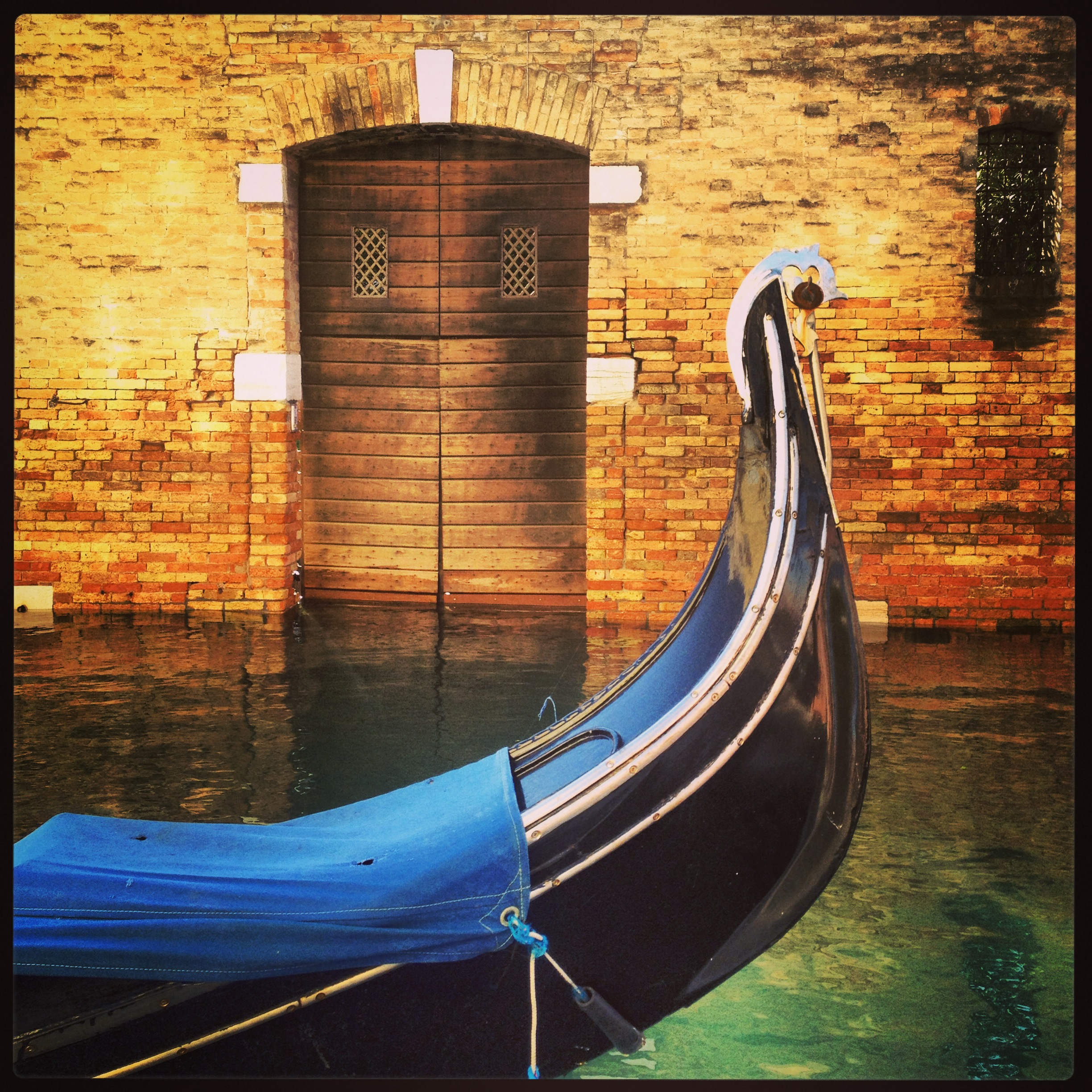 Venice gondola travel photography
