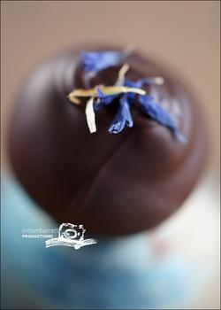 ethereal chocolate truffles_turning viol
