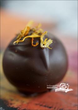 ethereal chocolate truffles_marigold on