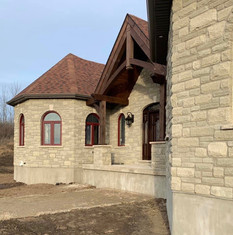 Castle on the Hill - Glengarry Construction