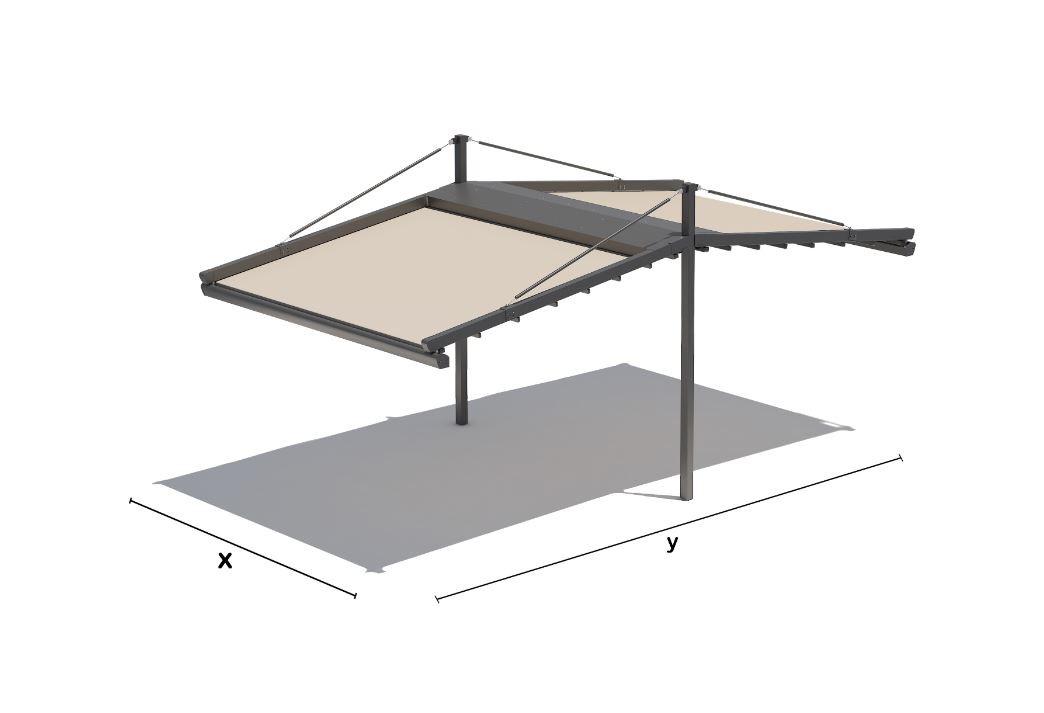 5- Pergola Flat