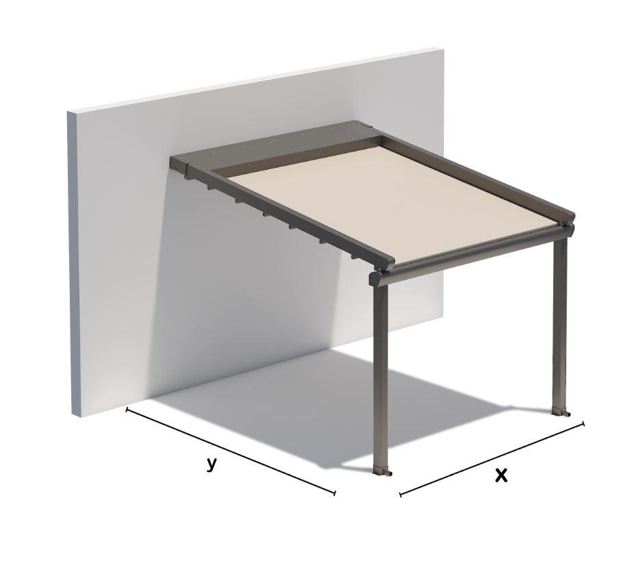 1- Pergola Flat