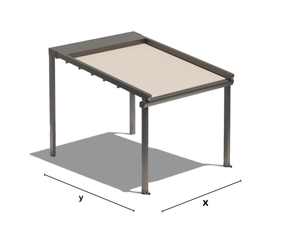 2- Pergola Flat
