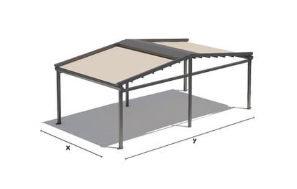3- Pergola Flat