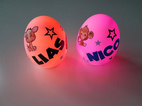 LED Nachtlicht Ei Reer