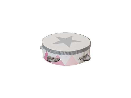 Tambourine Trommel pink JABADABADO