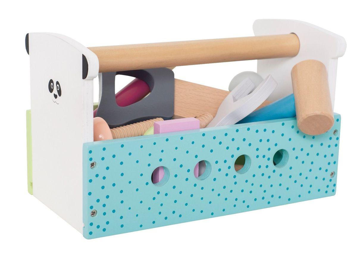Werkzeugbox colour line JABADABADO