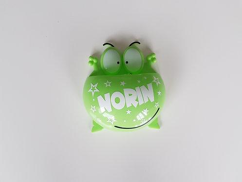 Zahnbürstenhalter Frosch