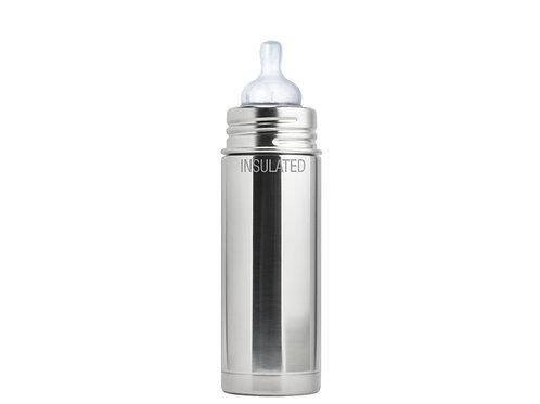 Schoppen Isolierflasche Pura Edelstahl 260 ml