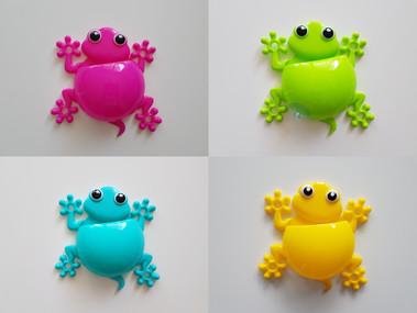 Zahnbürstenhalter Gecko