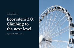 Ecosystem 2.0