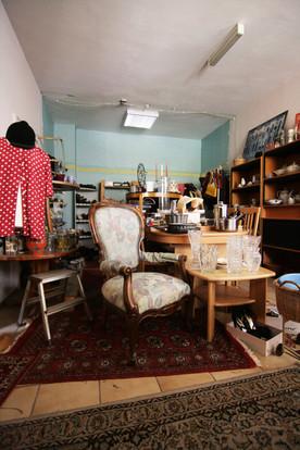 Kleidung, Geschirr und Co