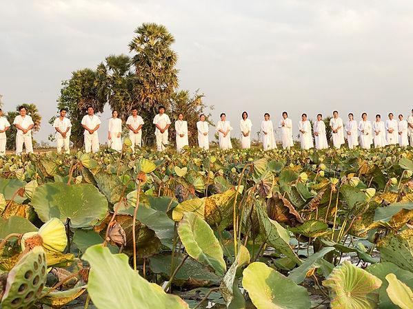Equipe Afesip Cambodge
