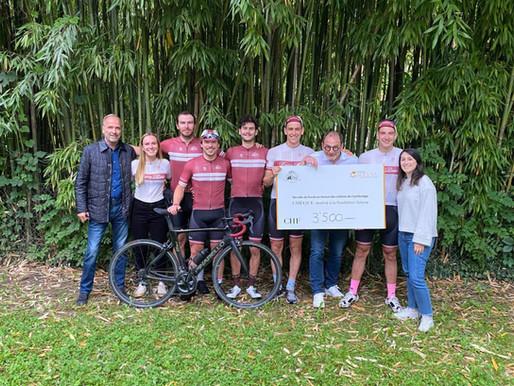 Thanks to the Kalvin Ride team!