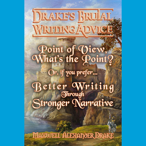 Better Writing through Stronger Narrative