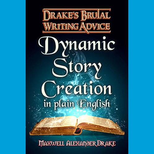 Dynamic Story Creation in Plain English