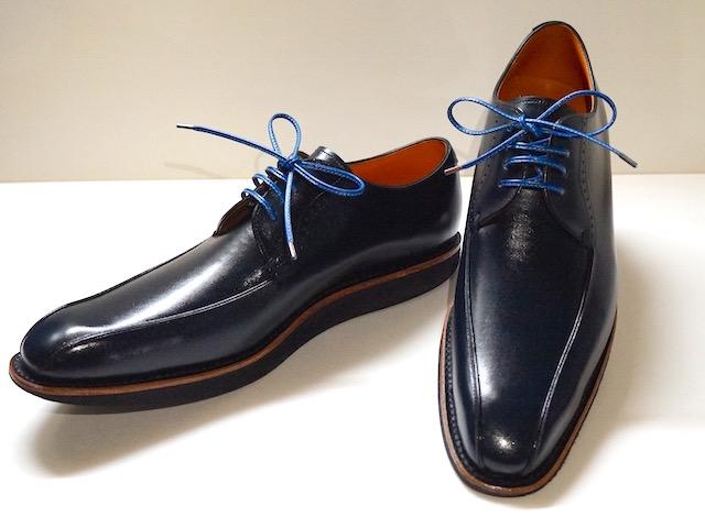 CS−102 KI−NV 甲縫い糸 青