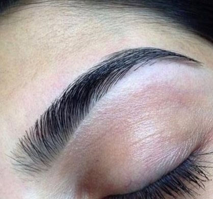 Brow wax & tint/Existing client