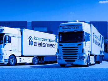 Nieuwe locatie Koeltransport Aalsmeer BV