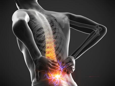 Corona bedingt mehr Rückenschmerzen?