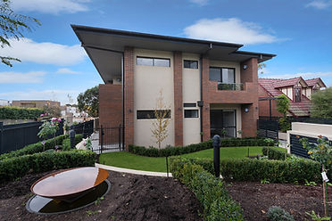 Blair Architects Aged Care & Retirement Living Architect Fifty One Lynden Apartments Camberwell Victoria