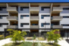 Blair Architects Aged Care & Retirement Living Architect Lumina Apartments Somerton Park South Australia