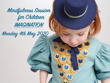 Children's Mindfulness Session for IMAGINATION