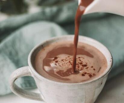 Hormone Healthy Hot Chocolate