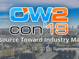 CROSSMINER presented at OW2con 2019