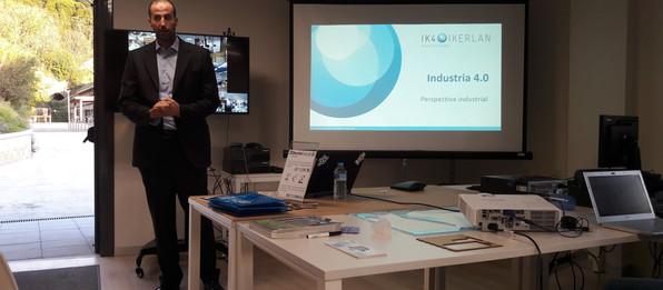SAFIRE at Industry 4.0. Workshop at Deusto University