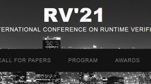 Paper presented at Runtime Verification Conference