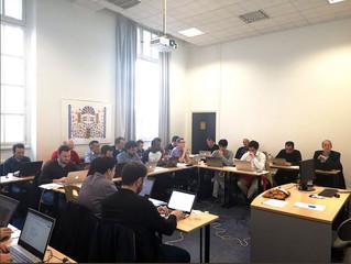 Project meeting in Paris 4-5 April 2019