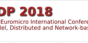 Paper presented at PDP 2018 conference