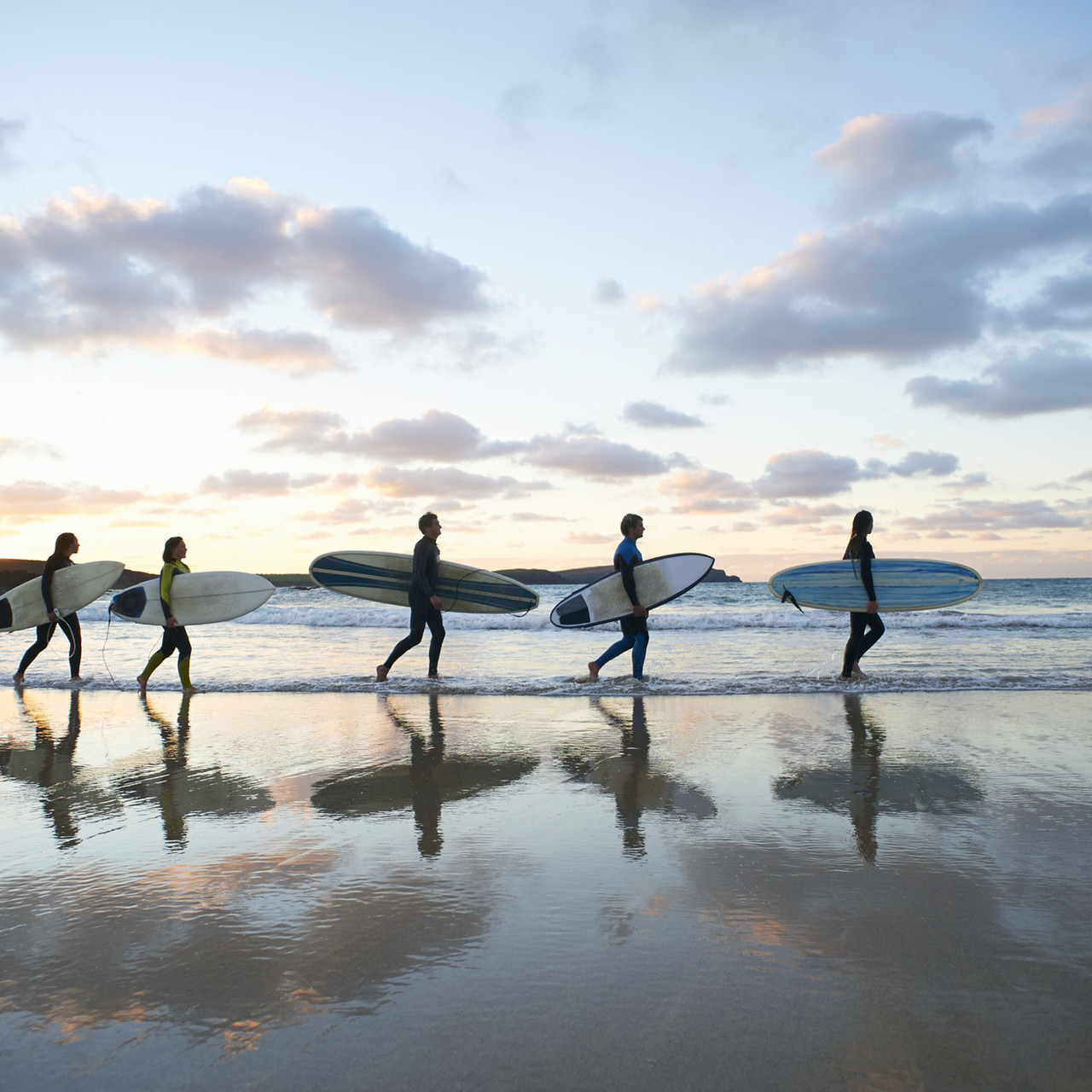 Hypnosis kills anxiety in Surfers