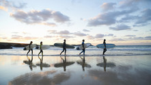 Holidays with Piha Surf Academy