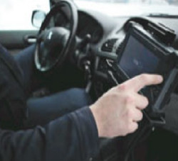 TABLETTE SUPPORT VEHICULE