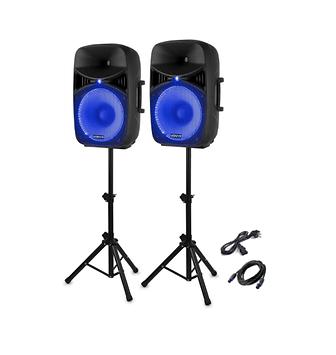 Alquiler del Pack Sonido para presentaciones, karaokes y celebraciones. Alquiler de equipos de sonido al mejor precio en Terrassa, Sabadell, Hospitalet y Barcelona.