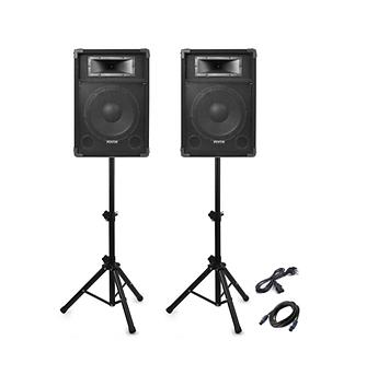 Pack Sonido Plus en alquiler. Útil para karaokes, presentaciones corporativas, fiestas privadas y mucho más.