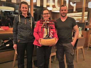 Team Nusser gewinnt Give & Take Turnier