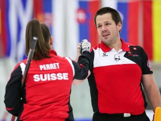 Wie funktioniert Mixed Doubles Curling