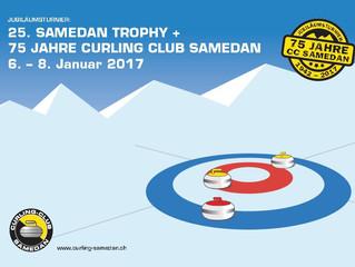 Programmheft der 25. Samedan Trophy als PDF