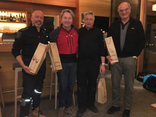 Team Flütsch gewinnt Fränzli's Nachtturnier