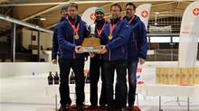 Samedan (Garraux) erneut Open-Air Schweizermeister