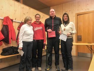 Team Ulrich gewinnt Fränzli's Nachtturnier