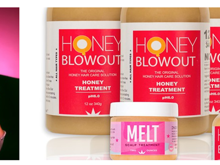 Introducing Honey Blowout by Carla Clarkson